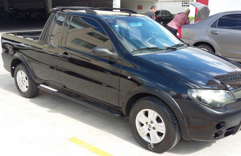 Fiat Strada Adventure 1.8 8V (Flex) (Cabine Estendida) - Foto #4