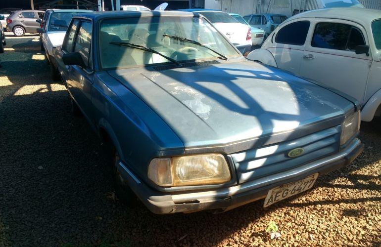 Ford Del Rey Sedan L 1.6 - Foto #2