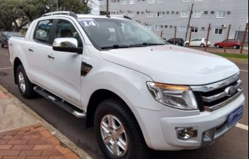 Ford Ranger 3.2 TD CD Limited Plus 4WD (Aut)