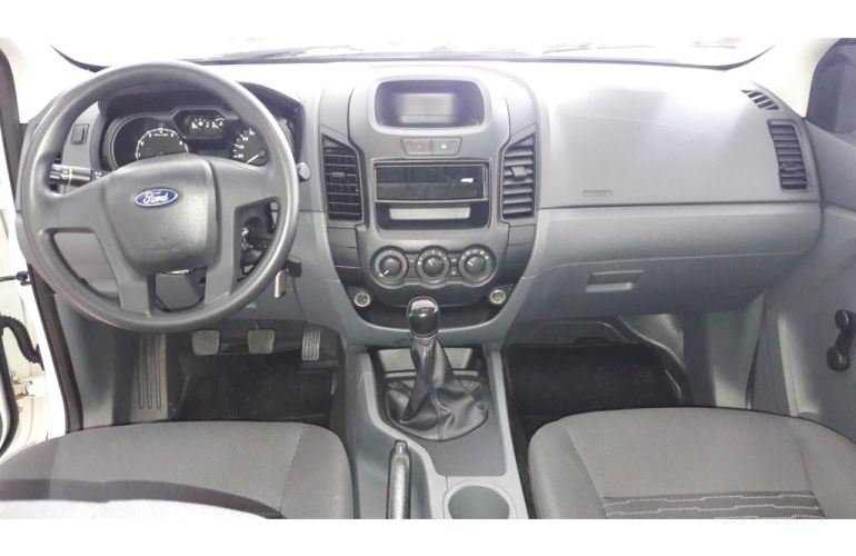 Ford Ranger 2.5 Flex 4x2 CD XLS - Foto #6