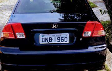 Honda Civic Sedan EX 1.7 16V (Aut) - Foto #3