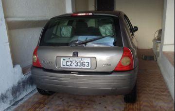 Renault Clio Hatch. RN 1.0 8V - Foto #6