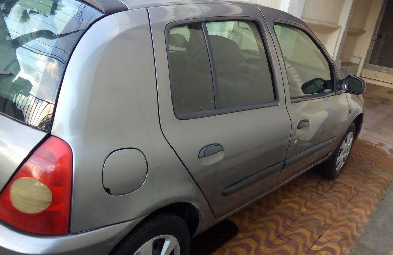 Renault Clio Hatch. RN 1.0 8V - Foto #7