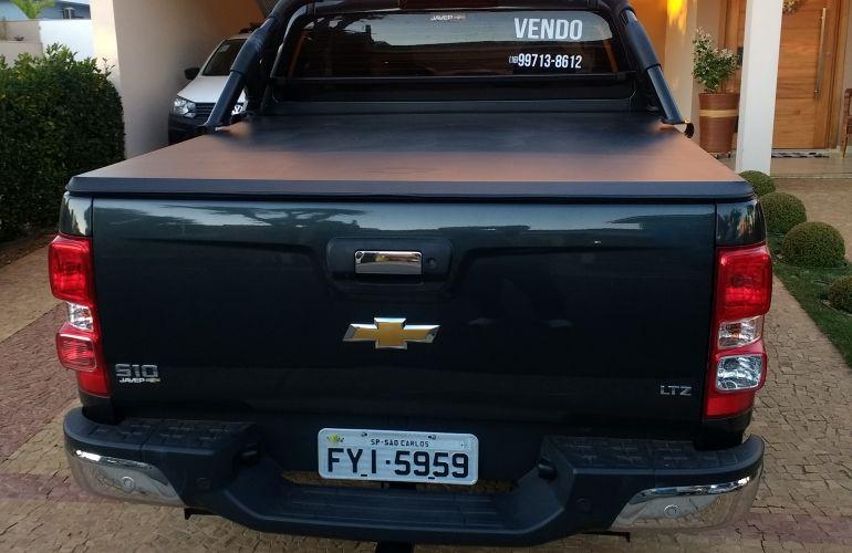 Chevrolet S10 2.8 CTDI LS 4WD (Cabine Dupla) - Foto #6