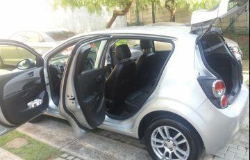 Chevrolet Sonic Hatch LTZ (Aut) - Foto #4