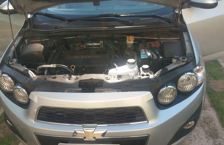 Chevrolet Sonic Hatch LTZ (Aut) - Foto #8