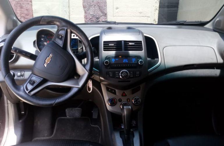 Chevrolet Sonic Sedan LTZ (Aut) - Foto #2