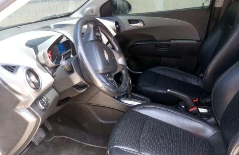 Chevrolet Sonic Sedan LTZ (Aut) - Foto #3