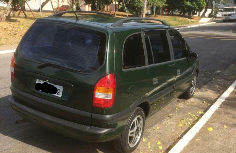 Chevrolet Zafira 2.0 8V - Foto #6