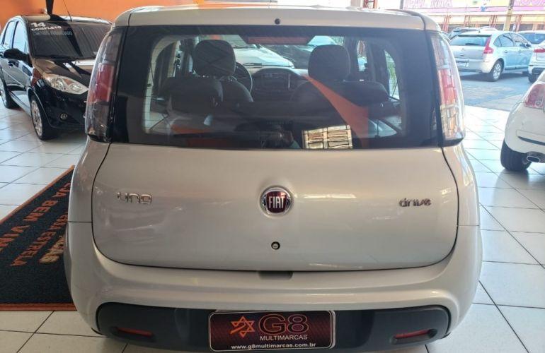 Fiat Uno Drive 1.0 Firefly (Flex) - Foto #8