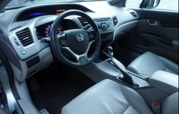 Honda Civic LXR 2.0 16V Flex - Foto #7