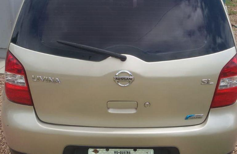 Nissan Livina SL 1.6 16V (flex) - Foto #7