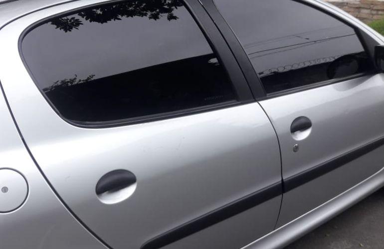 Peugeot 206 Hatch. Sensation 1.4 8V (flex) - Foto #4