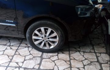 Volkswagen Fox Prime 1.6 8V I-Motion (Flex) - Foto #4