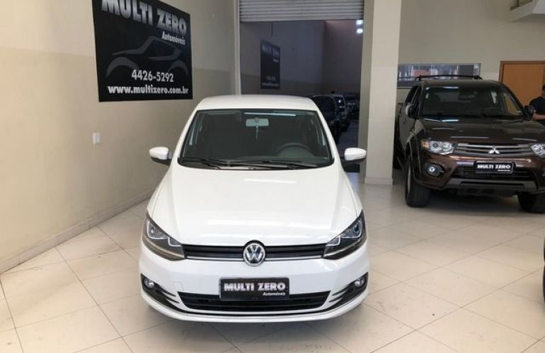Volkswagen Fox Connect  I-MOTION  Tiptronic 1.6 - Foto #10