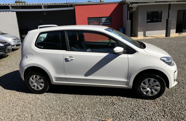 Volkswagen Up! 1.0 12v E-Flex take up! 2p - Foto #6