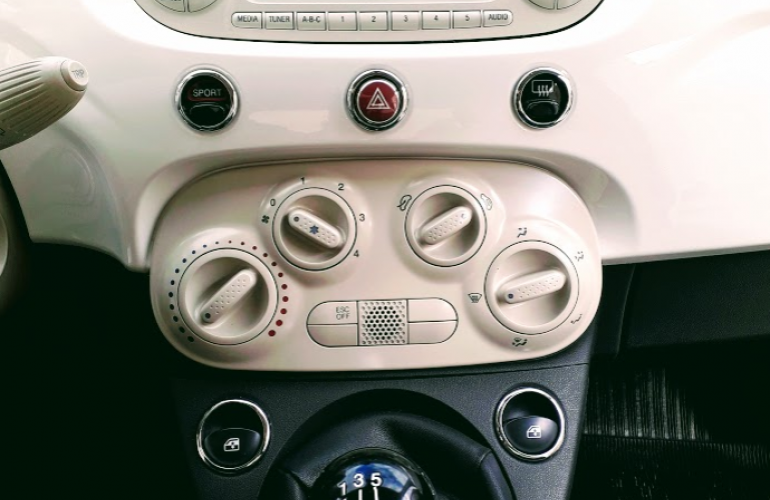 Fiat 500 Cult 1.4 8V - Foto #4