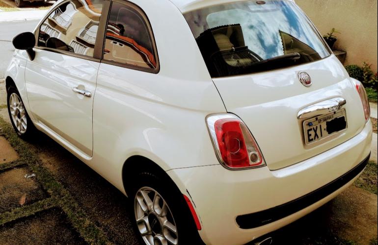 Fiat 500 Cult 1.4 8V - Foto #8