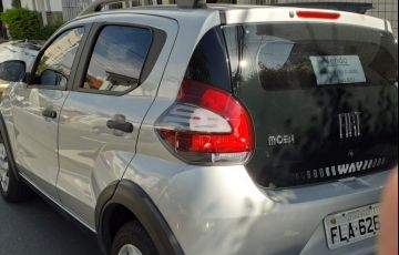 Fiat Mobi Evo Way 1.0 (Flex) - Foto #2