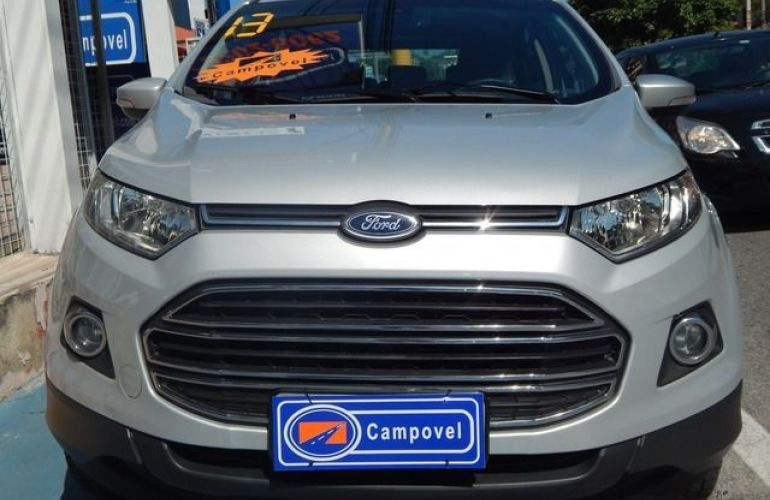 Ford Ecosport Titanium Plus PowerShift 2.0 16V (Flex) - Foto #1