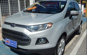 Ford Ecosport Titanium Plus PowerShift 2.0 16V (Flex) - Foto #2