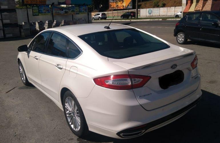 Ford Fusion 2.0 16V GTDi Titanium (Aut) - Foto #7
