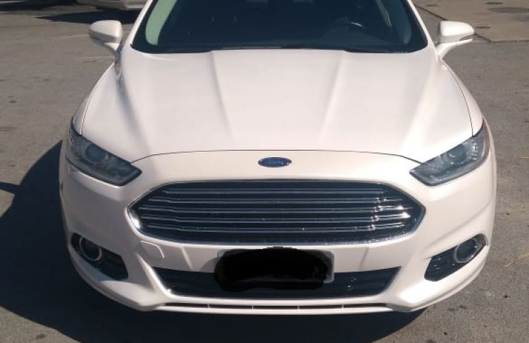 Ford Fusion 2.0 16V GTDi Titanium (Aut) - Foto #9