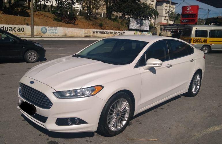 Ford Fusion 2.0 16V GTDi Titanium (Aut) - Foto #10