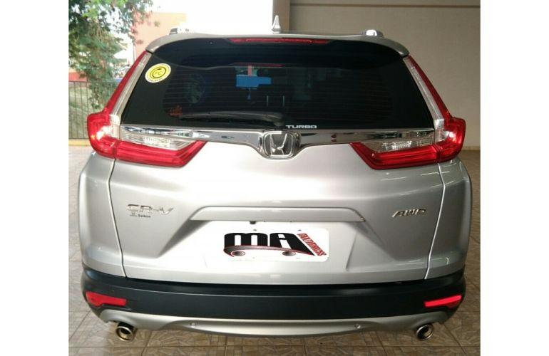 Honda CR-V Touring 1.5 Turbo 4x4 CVT - Foto #6