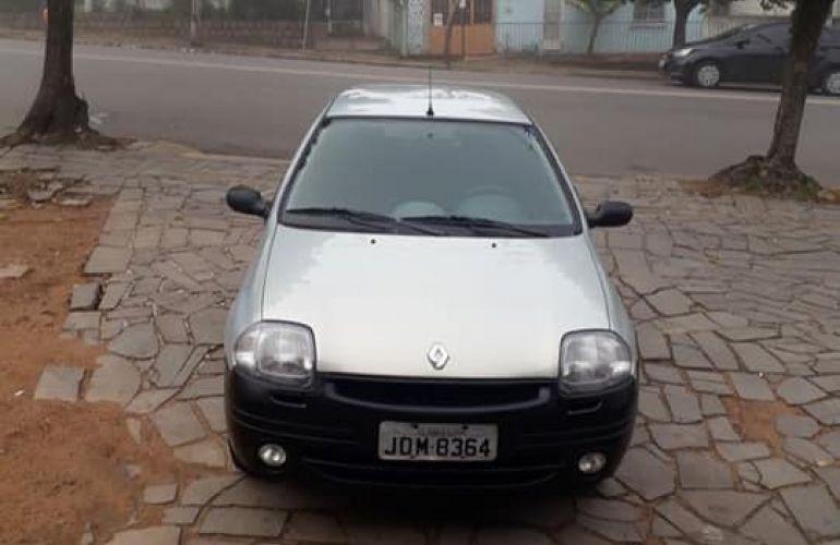 Renault Clio Sedan RT 1.6 16V - Foto #3
