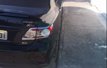 Toyota Corolla Sedan 2.0 Dual VVT-i XRS (aut) (flex) - Foto #4