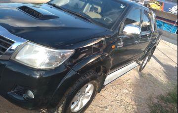 Toyota Hilux 3.0 TDI 4x4 CD SR - Foto #8