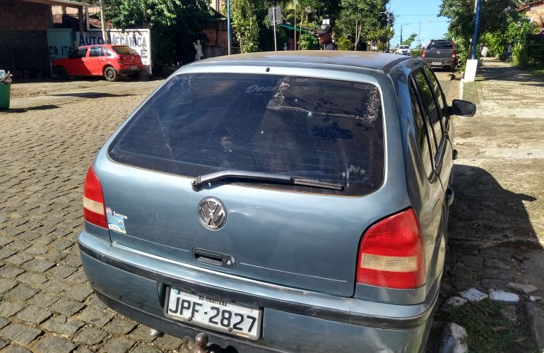 Volkswagen Gol Plus 1.0 MI G3 16V - Foto #6