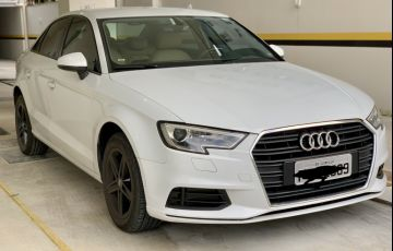 Audi A3 Sedan 1.4 TFSI Attraction Tiptronic (Flex)