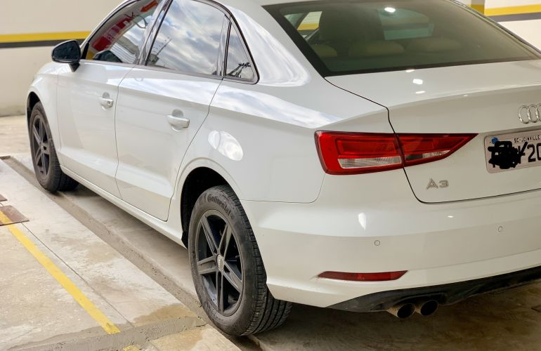 Audi A3 Sedan 1.4 TFSI Attraction Tiptronic (Flex) - Foto #2