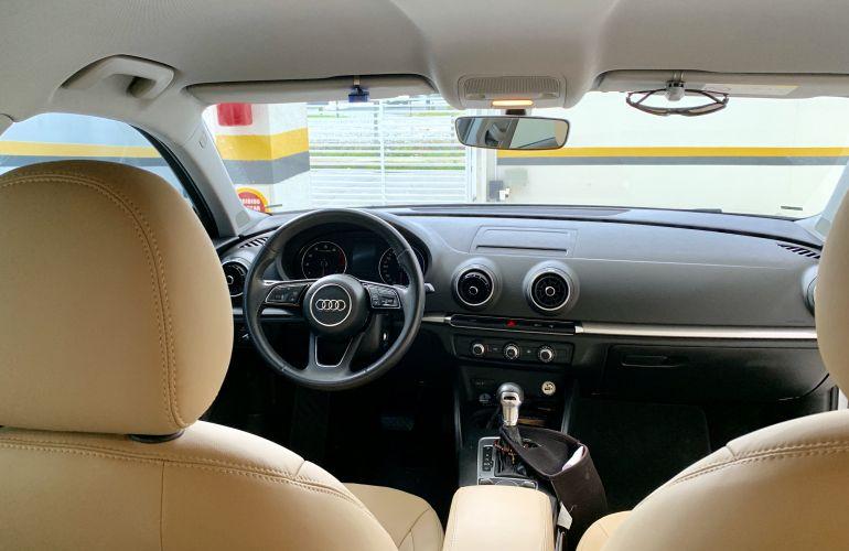Audi A3 Sedan 1.4 TFSI Attraction Tiptronic (Flex) - Foto #5