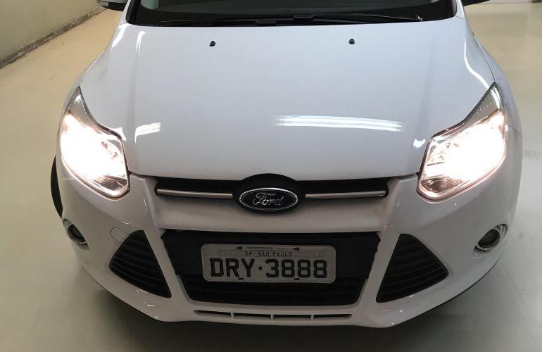 Ford Focus Sedan SE 2.0 16V PowerShift (Aut) - Foto #3