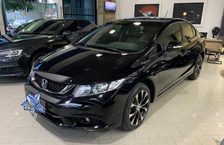 Honda Civic EXR 2.0 i-VTEC (Aut) (Flex) - Foto #3