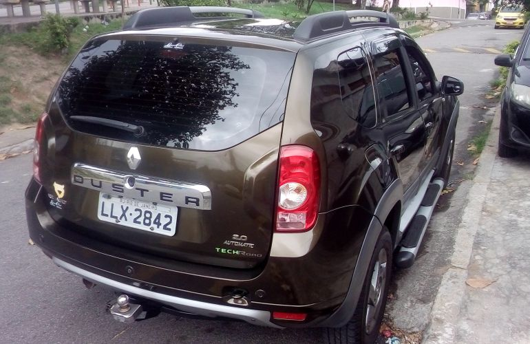 Renault Duster 2.0 16V Tech Road (Aut) (Flex) - Foto #2