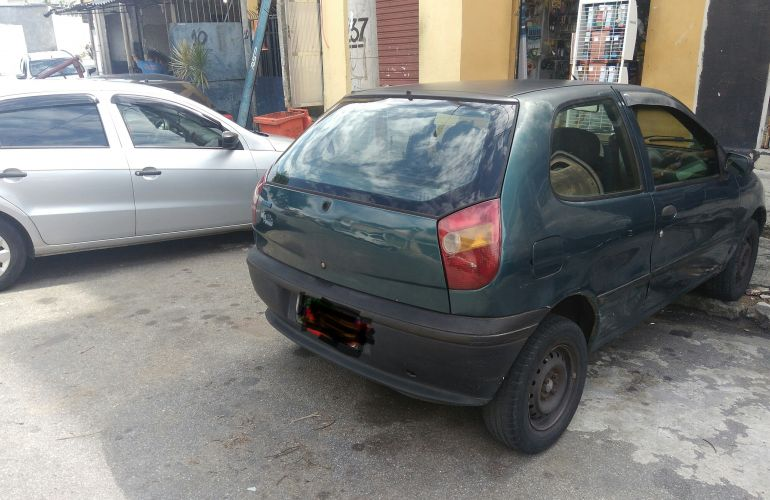 Fiat Palio Young 1.0 8V Fire - Foto #2