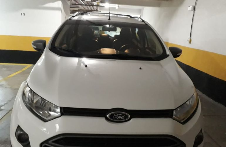 Ford Ecosport Freestyle Powershift 1.6 (Flex) - Foto #1