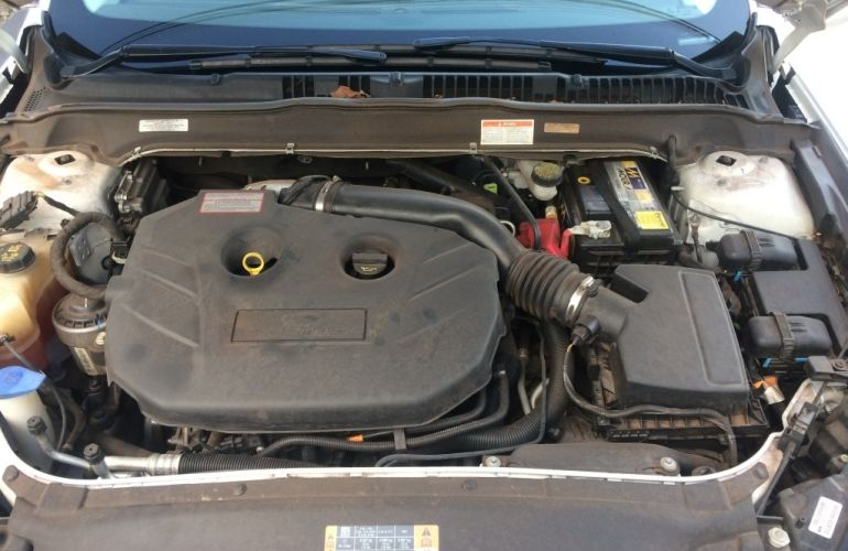 Ford Fusion 2.0 16V GTDi Titanium (Aut) - Foto #8