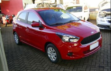 Ford Ka Hatch SE Plus 1.0 (Flex)