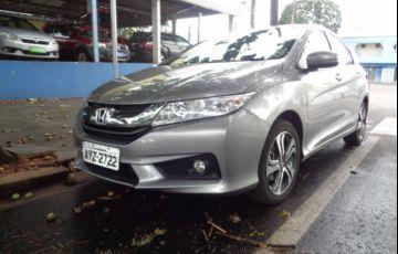 Honda City EXL 1.5 CVT (Flex) - Foto #1