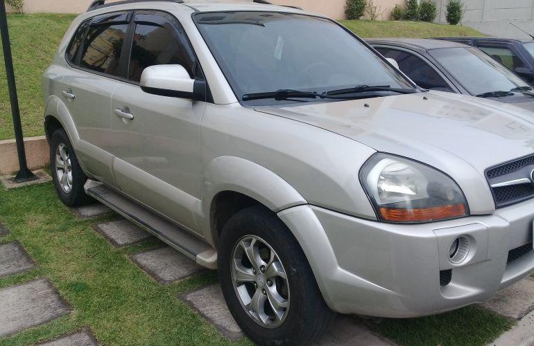 Hyundai Tucson GLS 2.7 V6 24V 4WD (aut.) - Foto #7