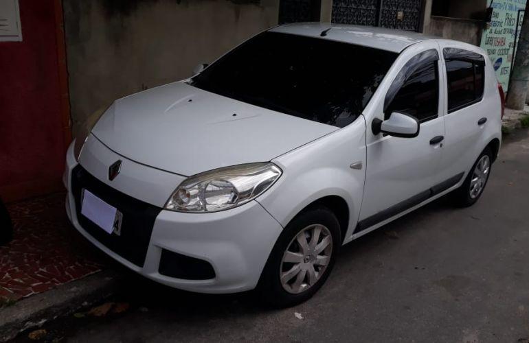 Renault Sandero Expression 1.6 8V (Flex) - Foto #2