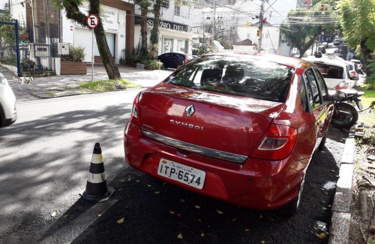 Renault Symbol 1.6 16V Privilège (flex) - Foto #1