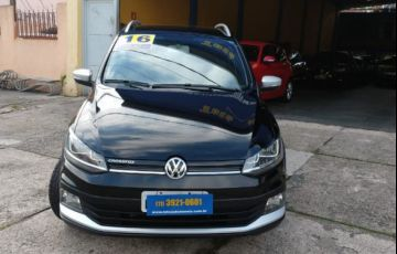 Volkswagen Crossfox I-Motion 1.6 MSI 16V Total Flex - Foto #2
