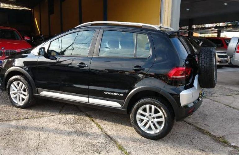Volkswagen Crossfox I-Motion 1.6 MSI 16V Total Flex - Foto #5