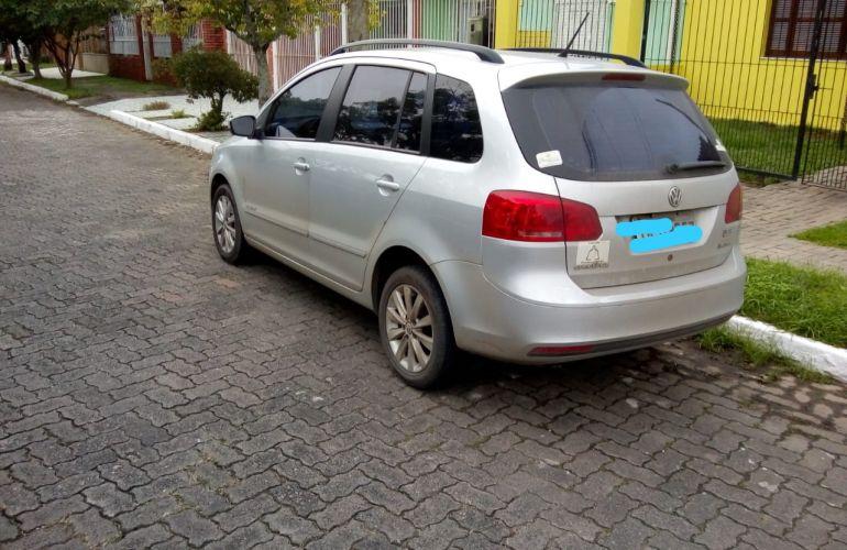 Volkswagen SpaceFox Sportline iMotion 1.6 8V (Flex) (Aut) - Foto #4